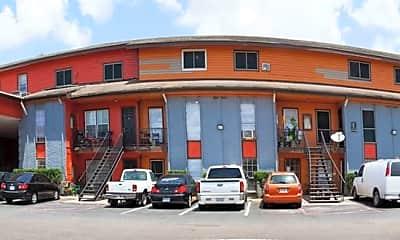 Building, 6120 Bellaire Blvd, 1