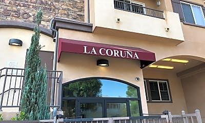 LA CORUNA SENIOR APARTMENTS, 1