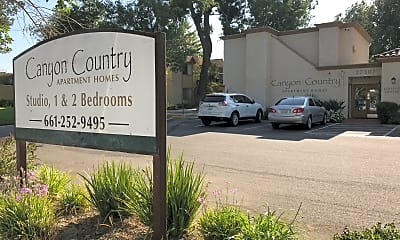Canyon Country Apartments, 1