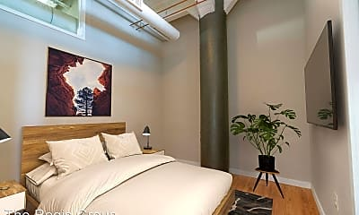 Bedroom, The Wolf Building, 0