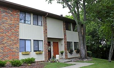Building, Colony Manor, 1