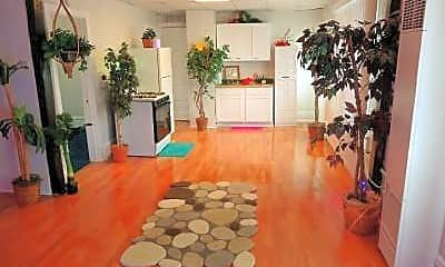 Living Room, 3845 South Wallace, 1