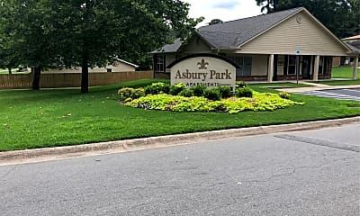Asbury Park apartments, 1