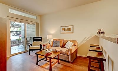 Living Room, Columbia Trails, 1