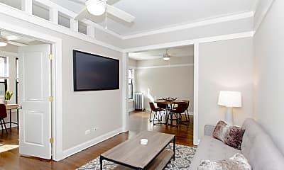 Dining Room, 5003 N Ashland Ave 1W, 2