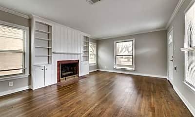 Living Room, 7219 Morton St, 1