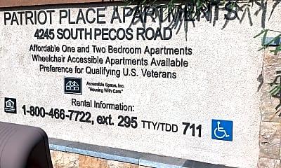 Patriot Place Apartments, 1