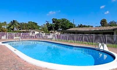 Pool, Community Acres, 1