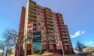 Building, 1301 Speer Blvd, 2