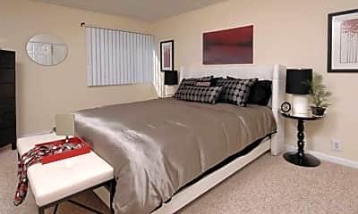 Bedroom, Spectrum Apartments, 2