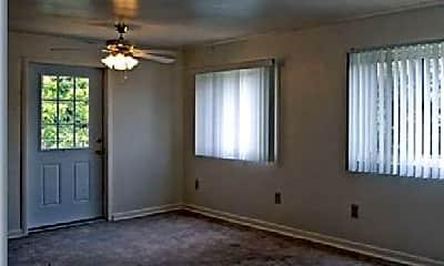 Living Room, Atrium Apartments, 2