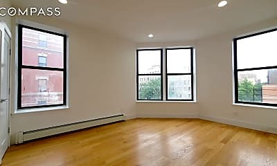 Living Room, 100 W 138th St 3-C, 0
