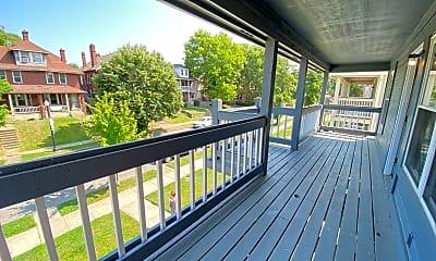 Patio / Deck, 171 E 13th Ave, 2