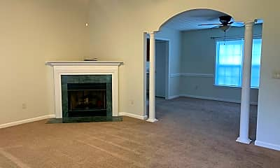 Living Room, 105 Farina Dr, 1