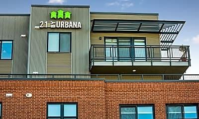 Community Signage, 21 by Urbana, 2