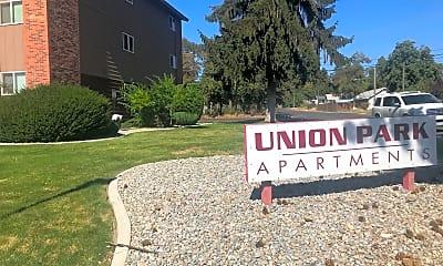 Union Park Apartments, 1
