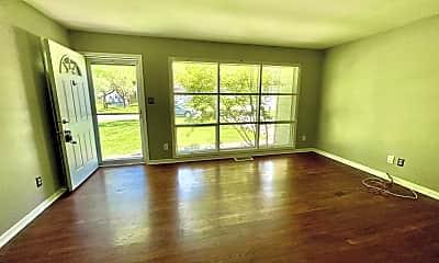 Living Room, 8016 Outlook Ln, 1