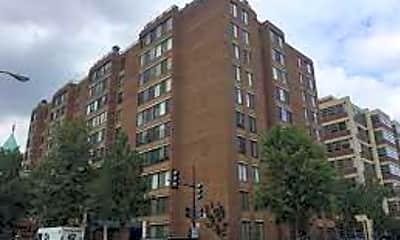 Building, 1301 20th Street, NW, Apt 806, 0