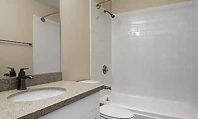 Bathroom, Pacific Place 1415 NW 62nd Street, 1