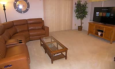 Living Room, 616 Tracy Dr, 1