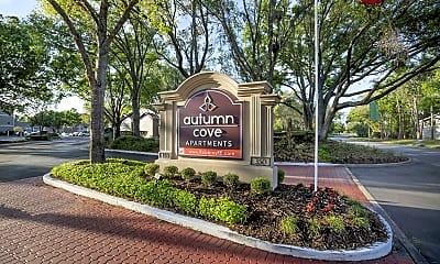 Community Signage, ARIUM Retreat at Orange Park, 2
