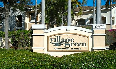 Community Signage, 8703 W Sample Rd, 2