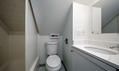 Bathroom, 127 N West St 3, 2