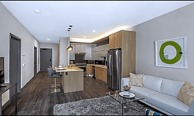 Kitchen, 205 W Monroe St, 1