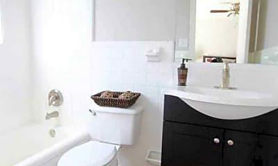 Bathroom, Urban Villas, 2
