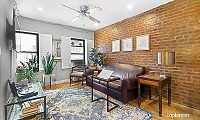 Living Room, 340 9th Ave 3, 0