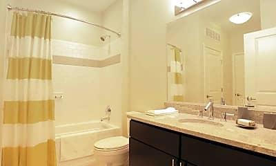 Bathroom, Citron Apartments, 2