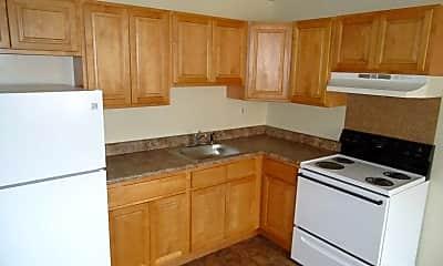Kitchen, The Willows, 0