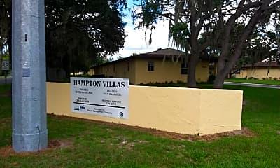 Hampton Villas, 1