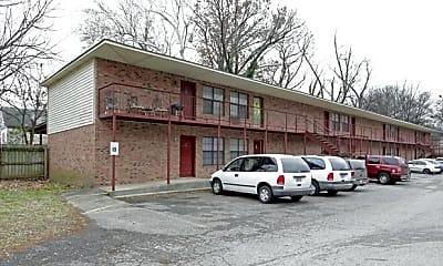 Building, Glen Oak Apartments, 1