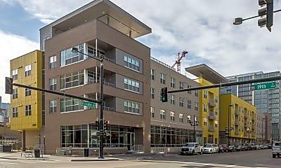 Building, Ashley Union Station, 0