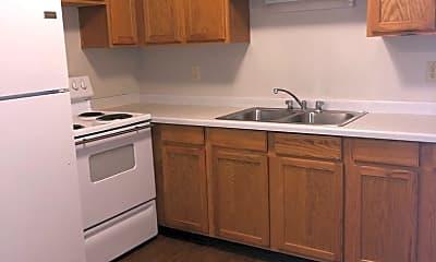 Kitchen, 2034 August St, 1