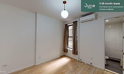 Bedroom, 473 Central Park West, 1