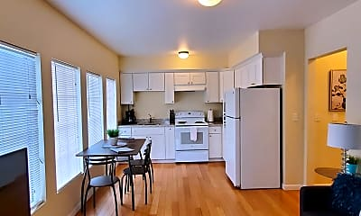 Kitchen, 2148 The Alameda, 1