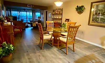 Dining Room, 2201 Marina Isle Way 403, 1