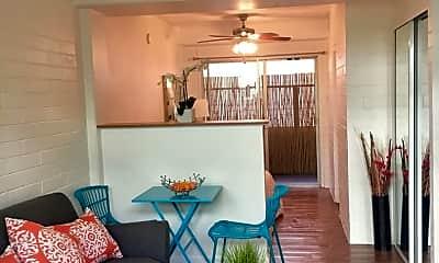 Living Room, 264 Ka?iulani Ave, 1