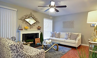 Living Room, The Avery at Deer Park, 0