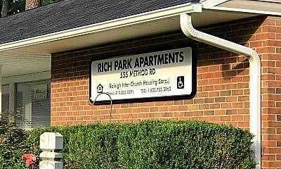 Rich Park, 1