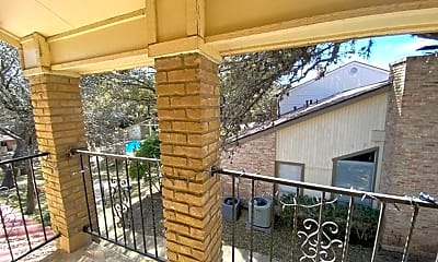 Patio / Deck, 11303 Vance Jackson Rd, 2