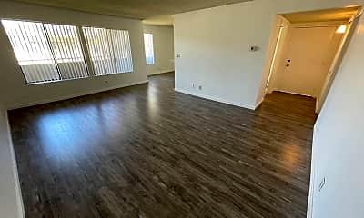 Living Room, 18144 Burbank Blvd. Units 1-210, 1