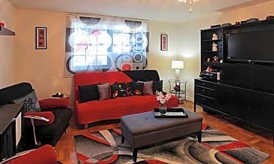 Living Room, Linden Arms, LLC, 1