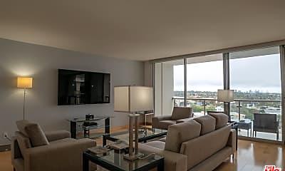 Living Room, 201 Ocean Ave 1610P, 0