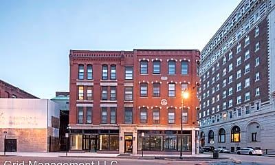 Building, 60 Franklin St, 1