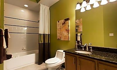 Bathroom, Aviah Flagler Village, 2