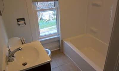 Bathroom, 6310 Military Ave, 1