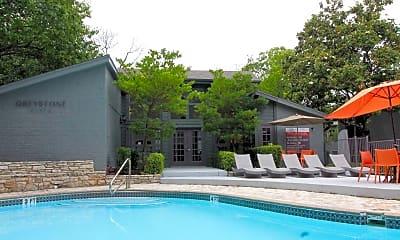 Pool, Greystone Flats, 0